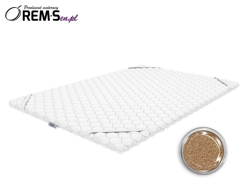 Cudowna Toppery / Materace nawierzchniowe / nakładka na materac : Rem-Sen DI47